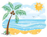 Beach Clip Art Free August Free Clipart Images