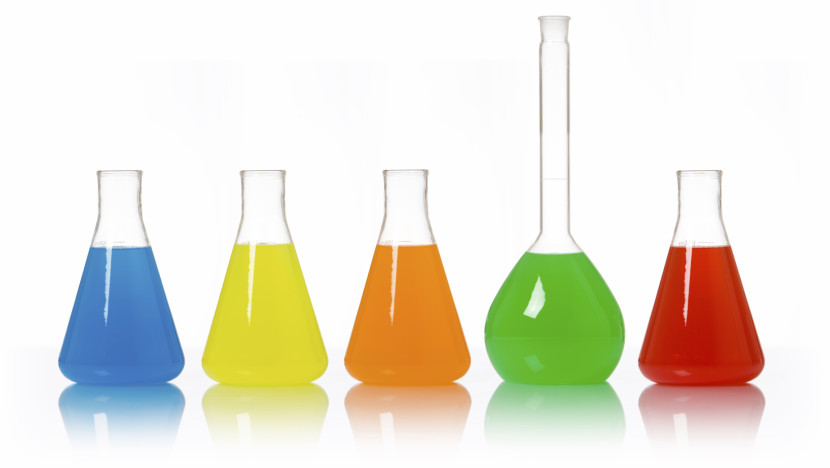 Beaker Beakers Chemical Chemicals Chemistry Equipment Flask Flasks