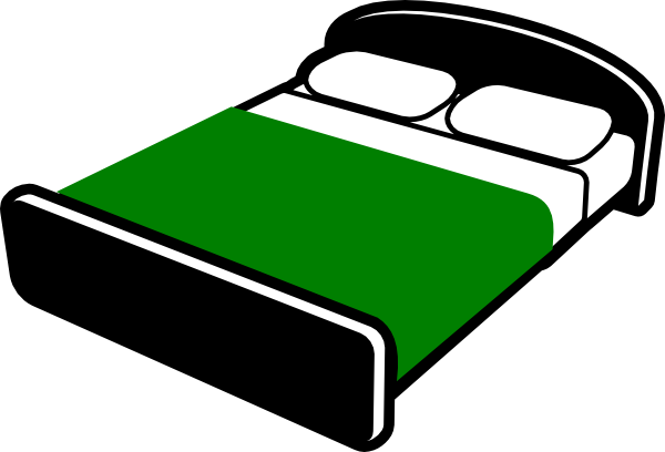 Bed Clip Art At Vector Clip Art Online Royalty Free