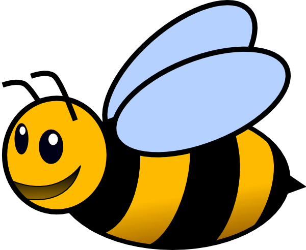Bee 3dedicated Teacher Bw Clipart Free Clip Art Images