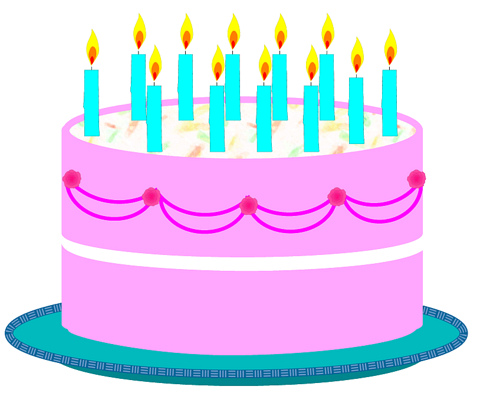 Birthday Cake Clip Art Free Clipart Free Clipart
