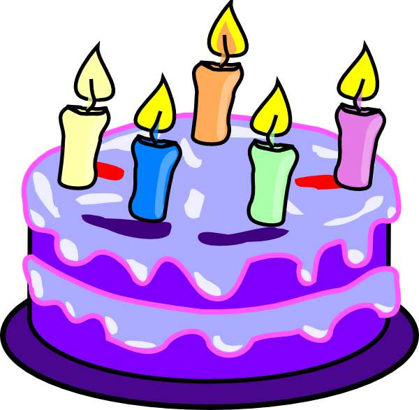 Cake Designs Clip Art : Birthday Cake Clipart - Clipartion.com