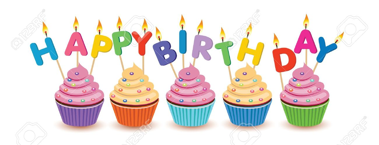 Best Birthday Cupcake Clipart 20727 Clipartion – Birthday Greetings Clip Art