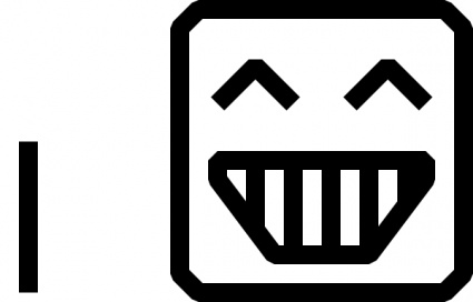 Black And White Smiley Face Clip Art Gallery