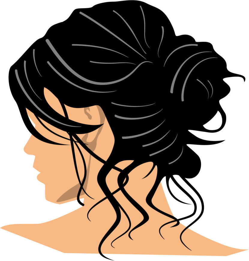 Black Hair Clipart Free Clipart Images