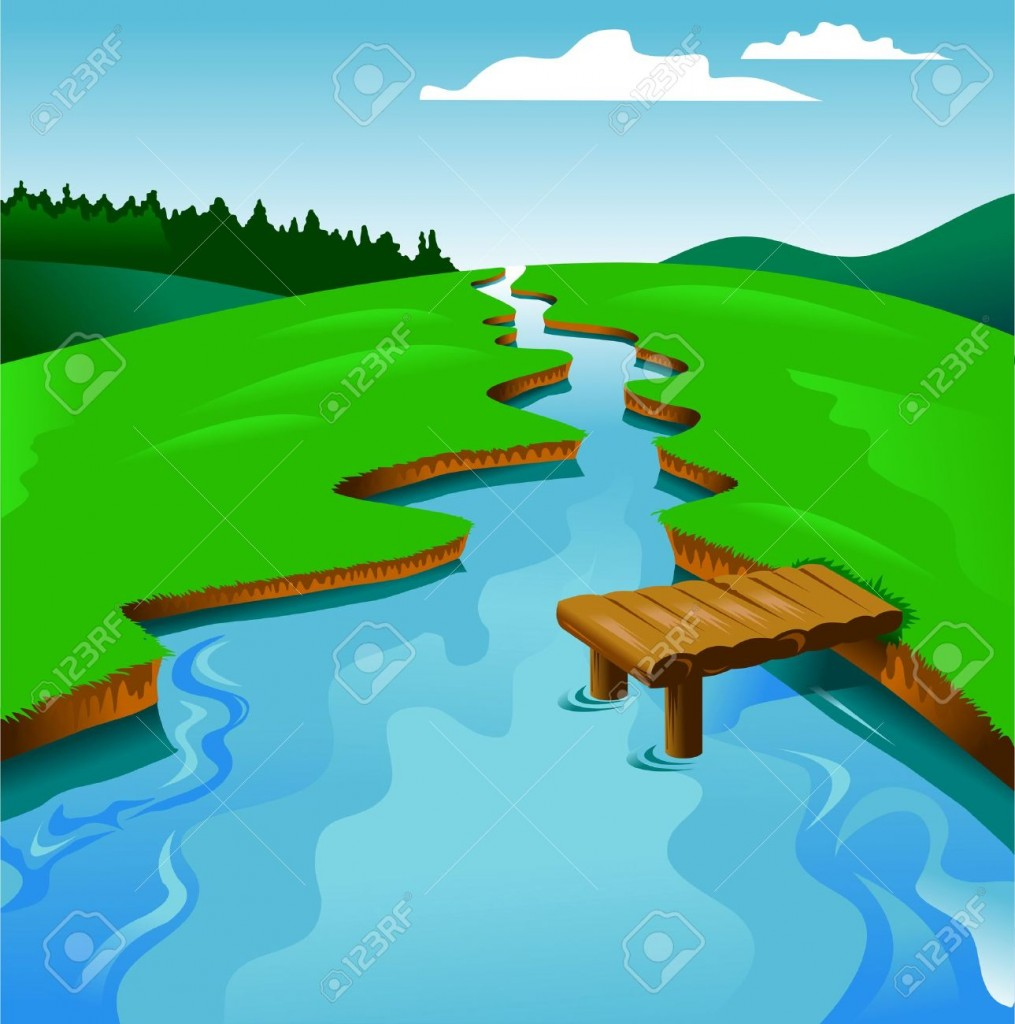 River Clipart Clipartion Com