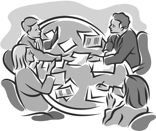 Board Meeting Clipart Free Clip Art Images