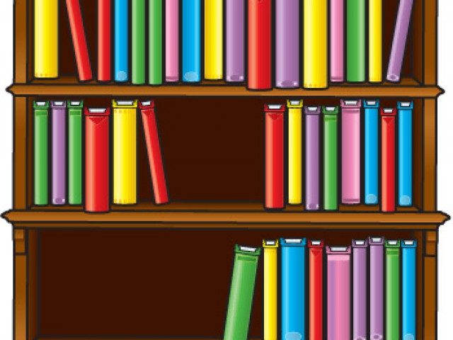 Bookshelves Clip Art ~ Best bookshelf clipart clipartion