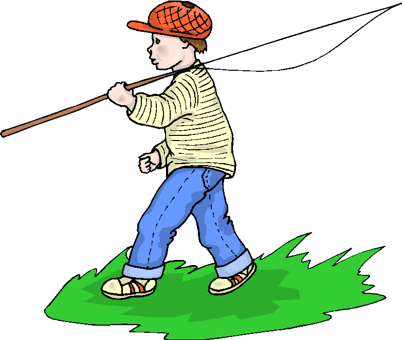 Boy Fishing Clipart Free Clipart Images