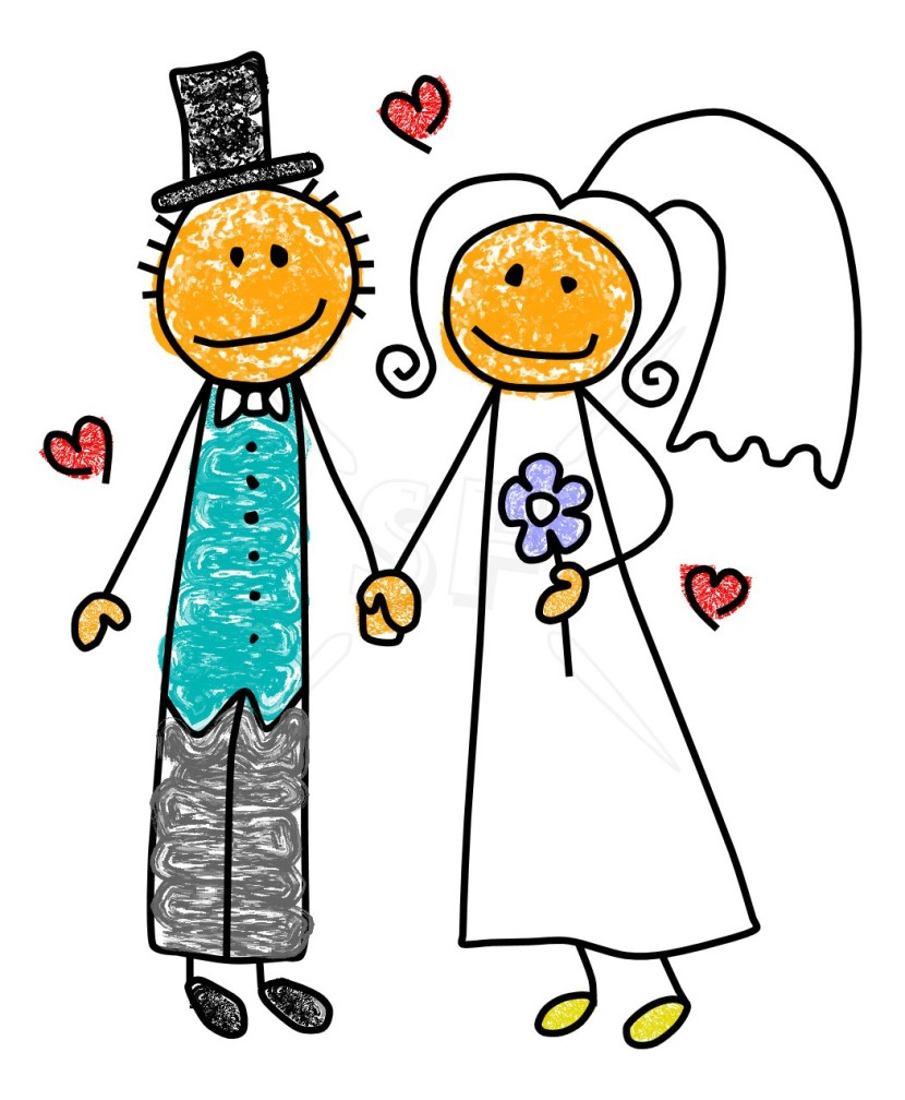 Bride And Bridesmaid Clipart Gallery