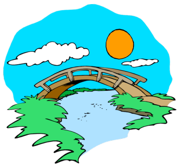 Bridge Over River Clipart Free Clip Art Images