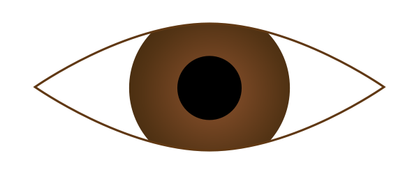 Brown Eyes Clip Art Clipart Free Clipart