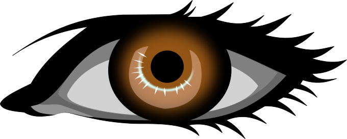 Brown Eyes Clipart Free Clip Art Images