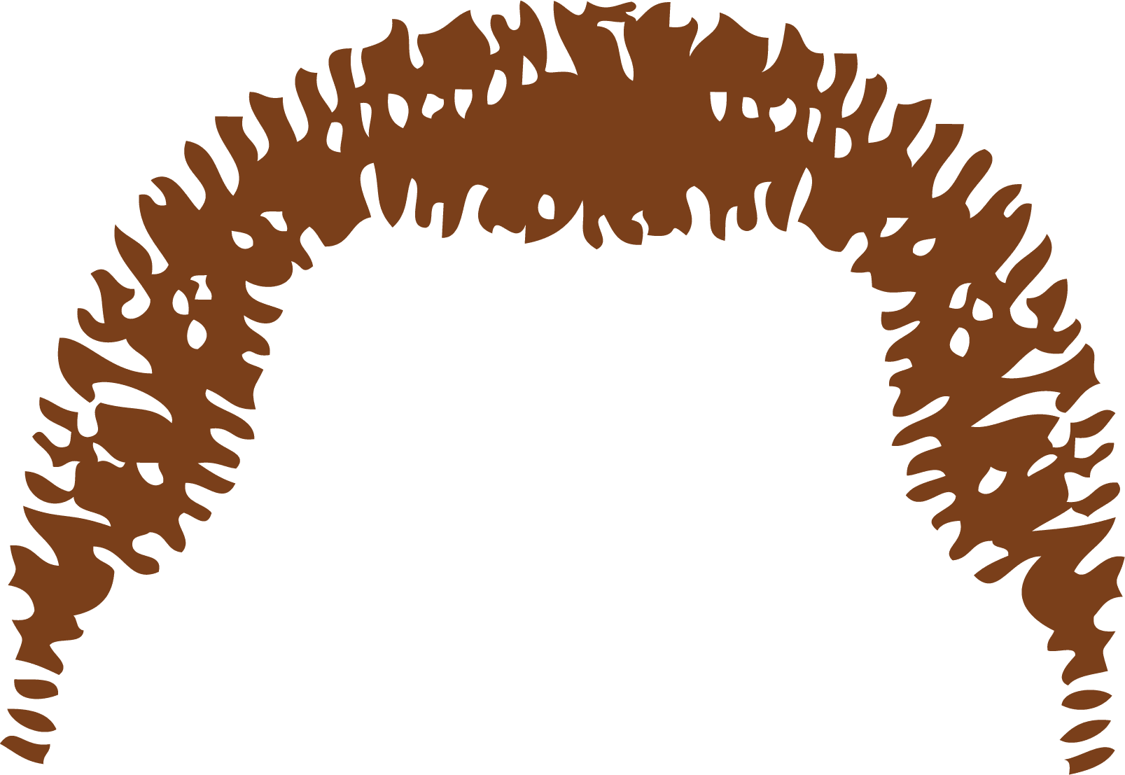 Brown Hair Clipart Free Clipart Images