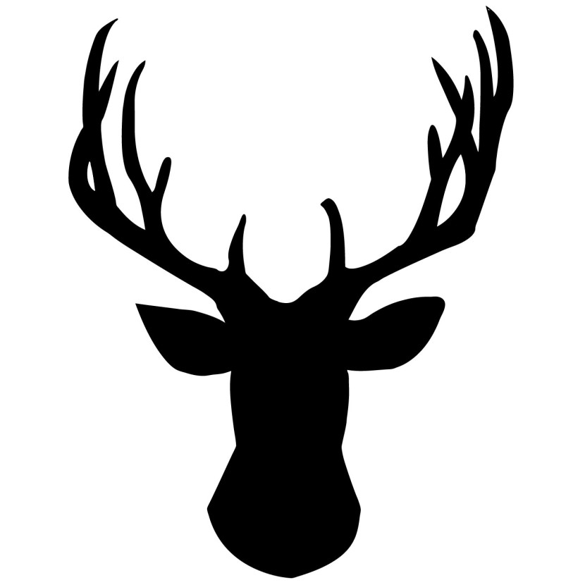 Deer Skull Clip Art Clipartion