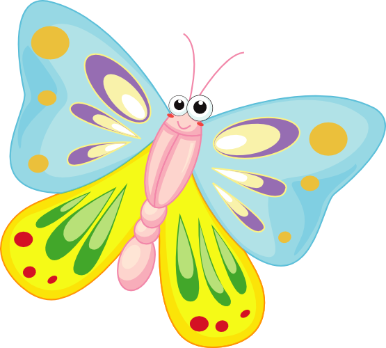 Best Butterfly Clipart #11828 - Clipartion.com