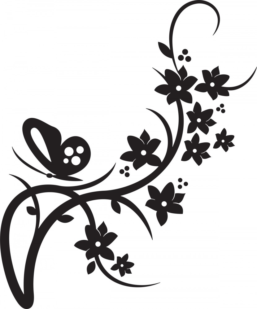 Butterfly Wedding Clipart Foto Compartilhado Por Quintus