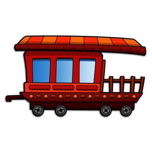 Caboose Clipart Free Clip Art Images