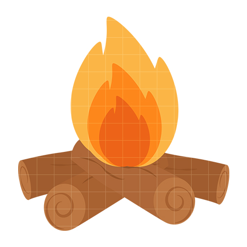 Camp Fire Clip Art Free Clipart Images