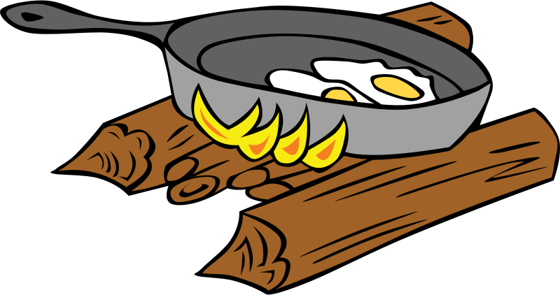 Campfire Cooking Png