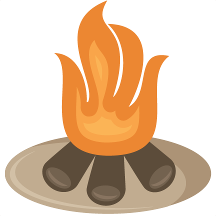 Campfire Smores Clipart Free Clipart Images