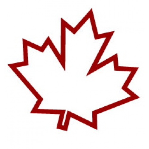 Canada Flag Maple Leaf Clipart Free Clip Art Images
