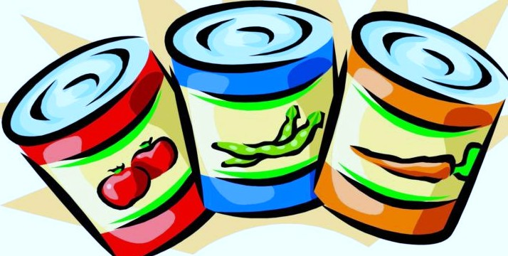 Canned Food Clip Art Jpeg