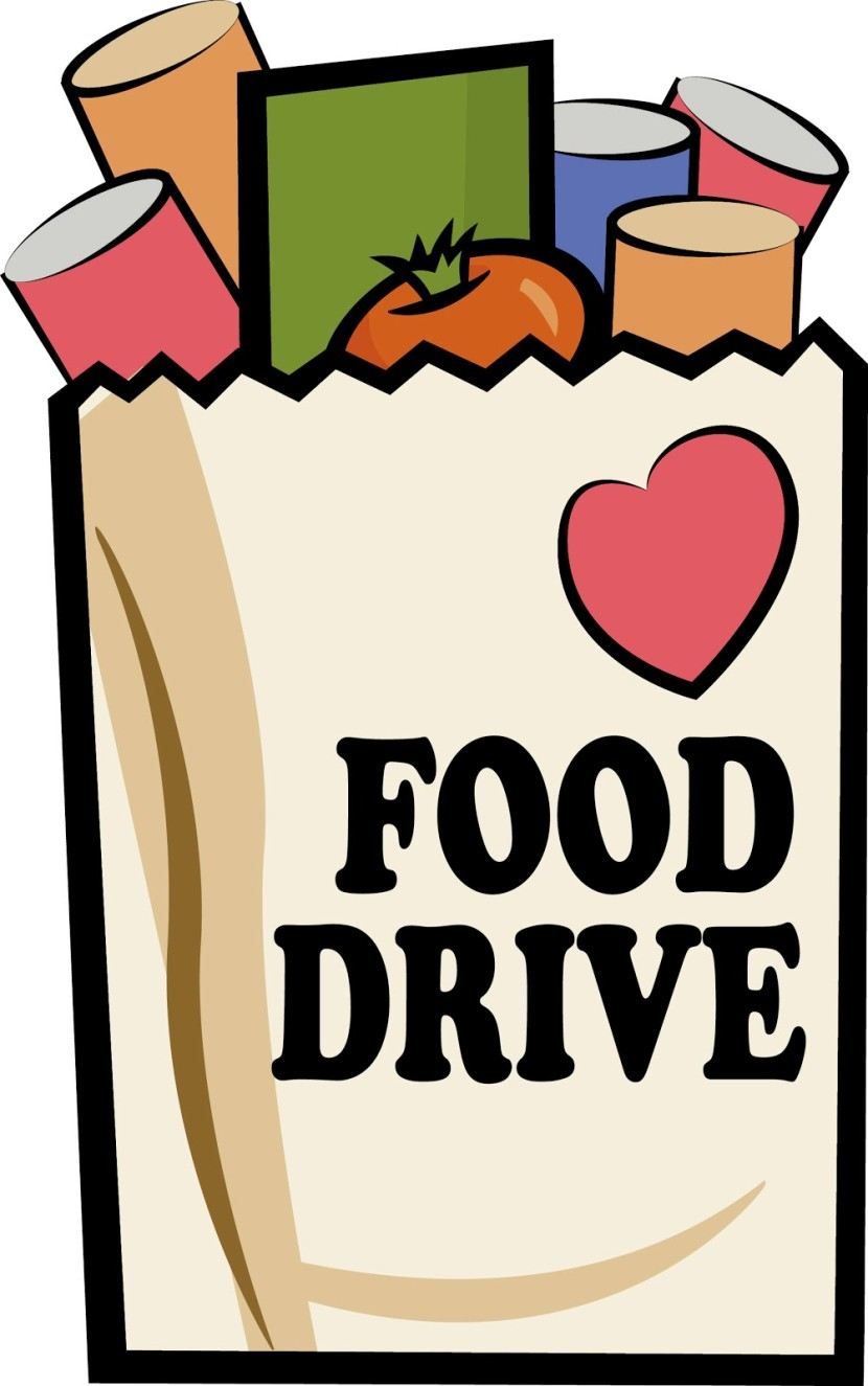 Canned Food Drive Poster Free Clipart Images