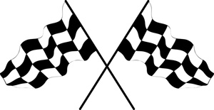 Car Racing Checkered Flag Clipart Free Clip Art Images