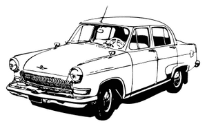 Car Radio Clipart Black And White Gallery