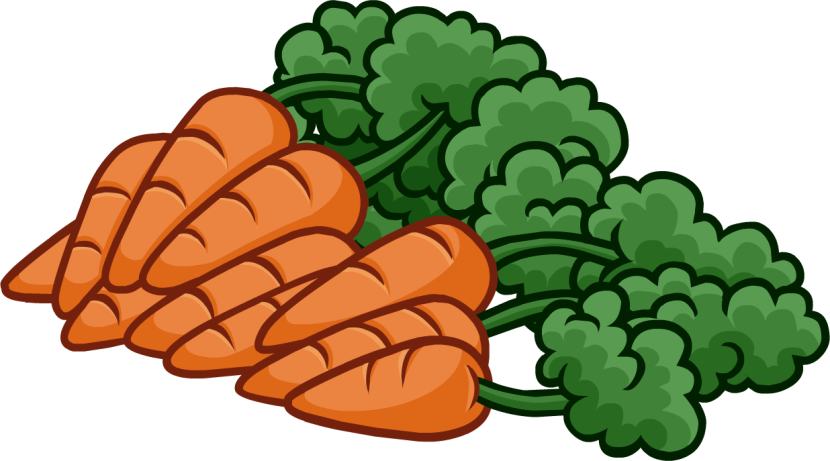 Best Carrot Clipart #19580 - Clipartion.com