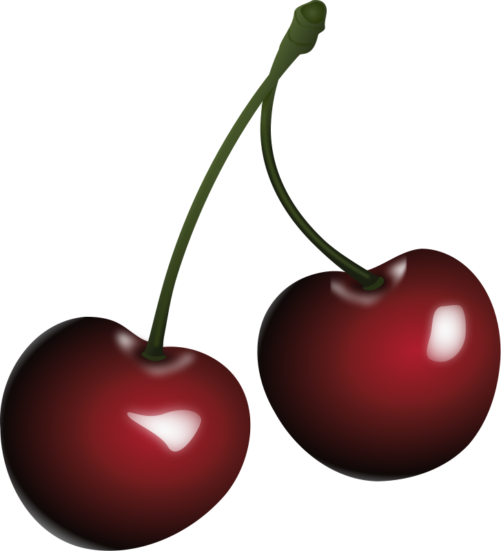 Cartoon Cherries