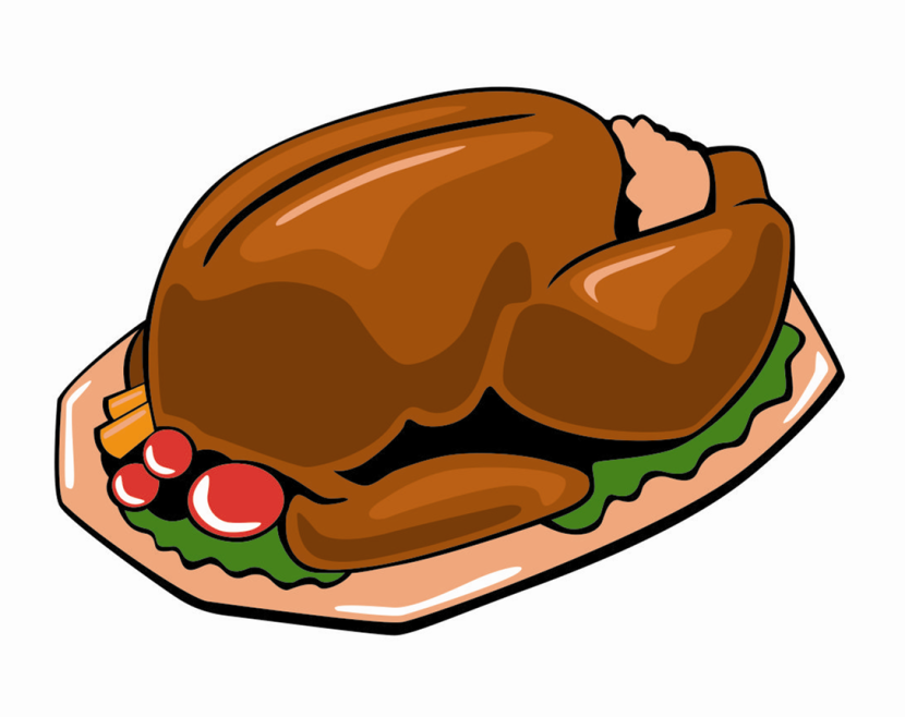 Cooked Turkey Clipart - Clipartion.com