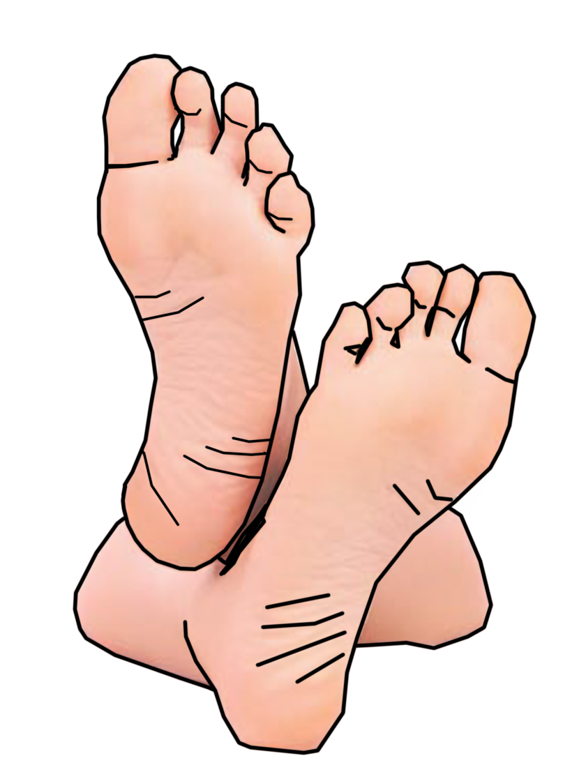 Image result for foot images cartoon
