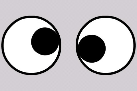Cartoon Googly Eyes