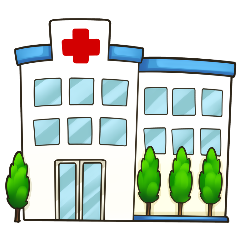Cartoon Hospital Clipart Free Clip Art Images
