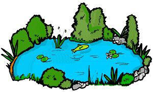 Cartoon Lake Free Clipart Free Clip Art Images