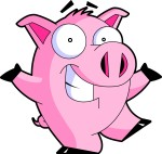 Cartoon Picture Of A Pig