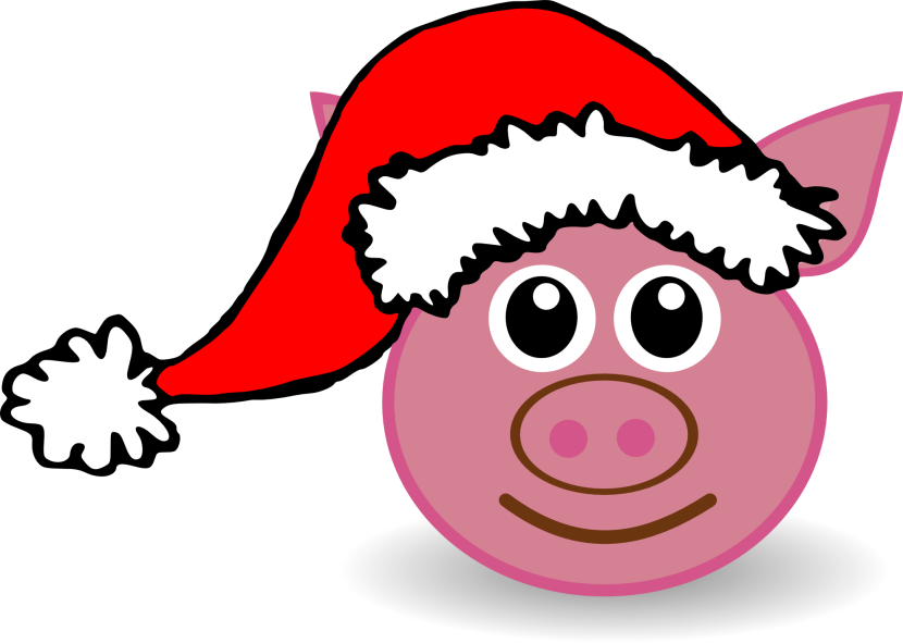 Cartoon Pig Face Clip Art Clipart Free Clipart