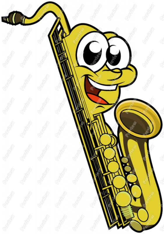 Saxophone Clipart - Clipartion.com