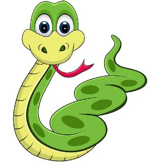 Cartoon Snakes Clip Art Page 2 Snake Cartoon Clip Art Painted
