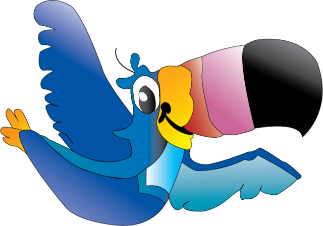 Cartoon Toucan Sam Clipart Free Clip Art Images