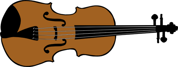 Cartoon Violin Clip Art Clipart Free Clipart