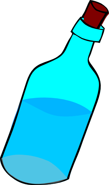 Cartoon Water Bottle Clip Art Clipart Free Clipart