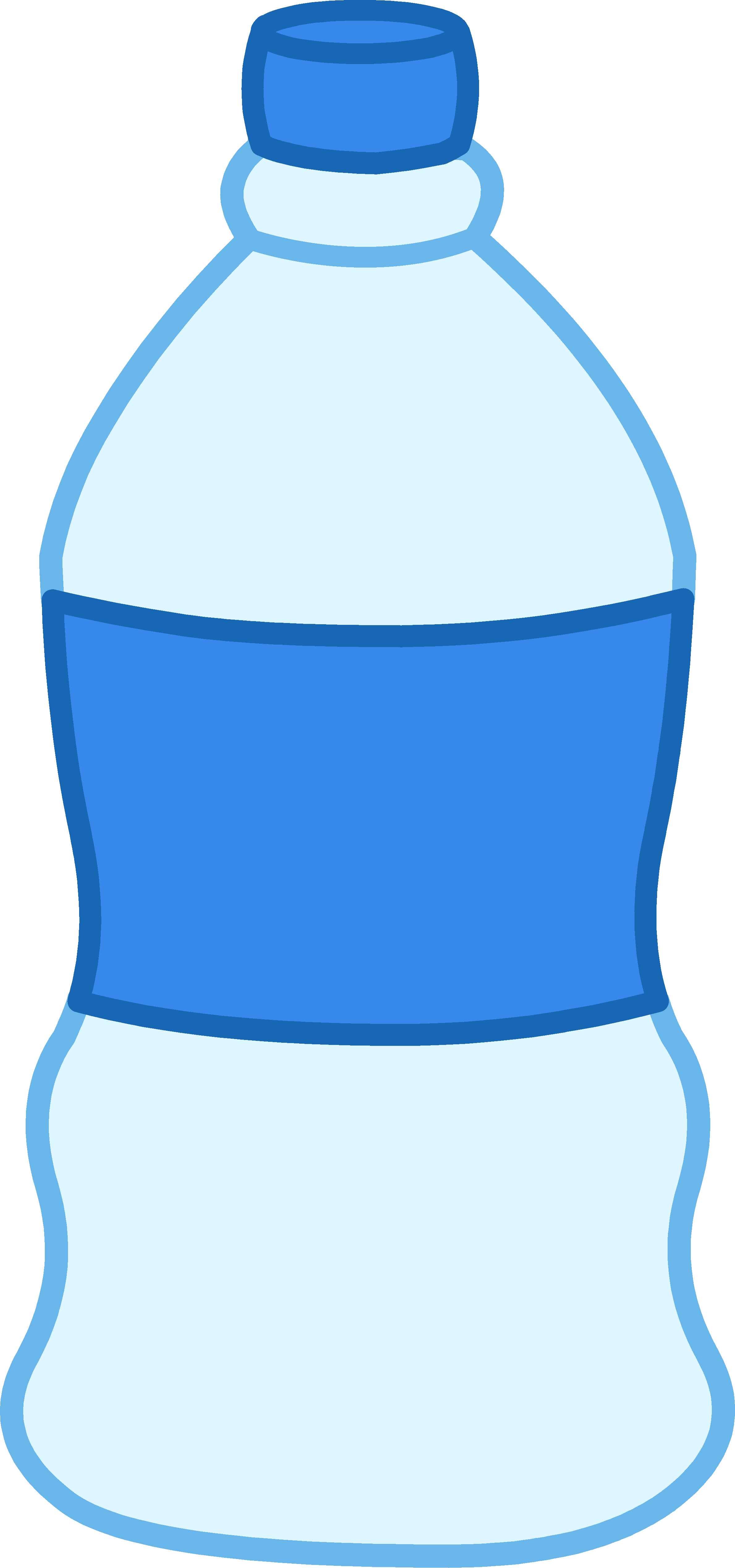 Cartoon Water Bottle Clipart Free Clip Art Images