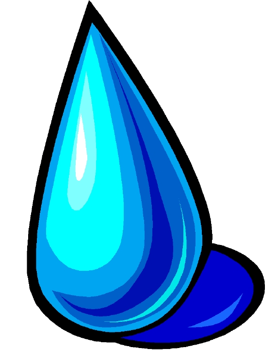 Cartoon Water Clipart