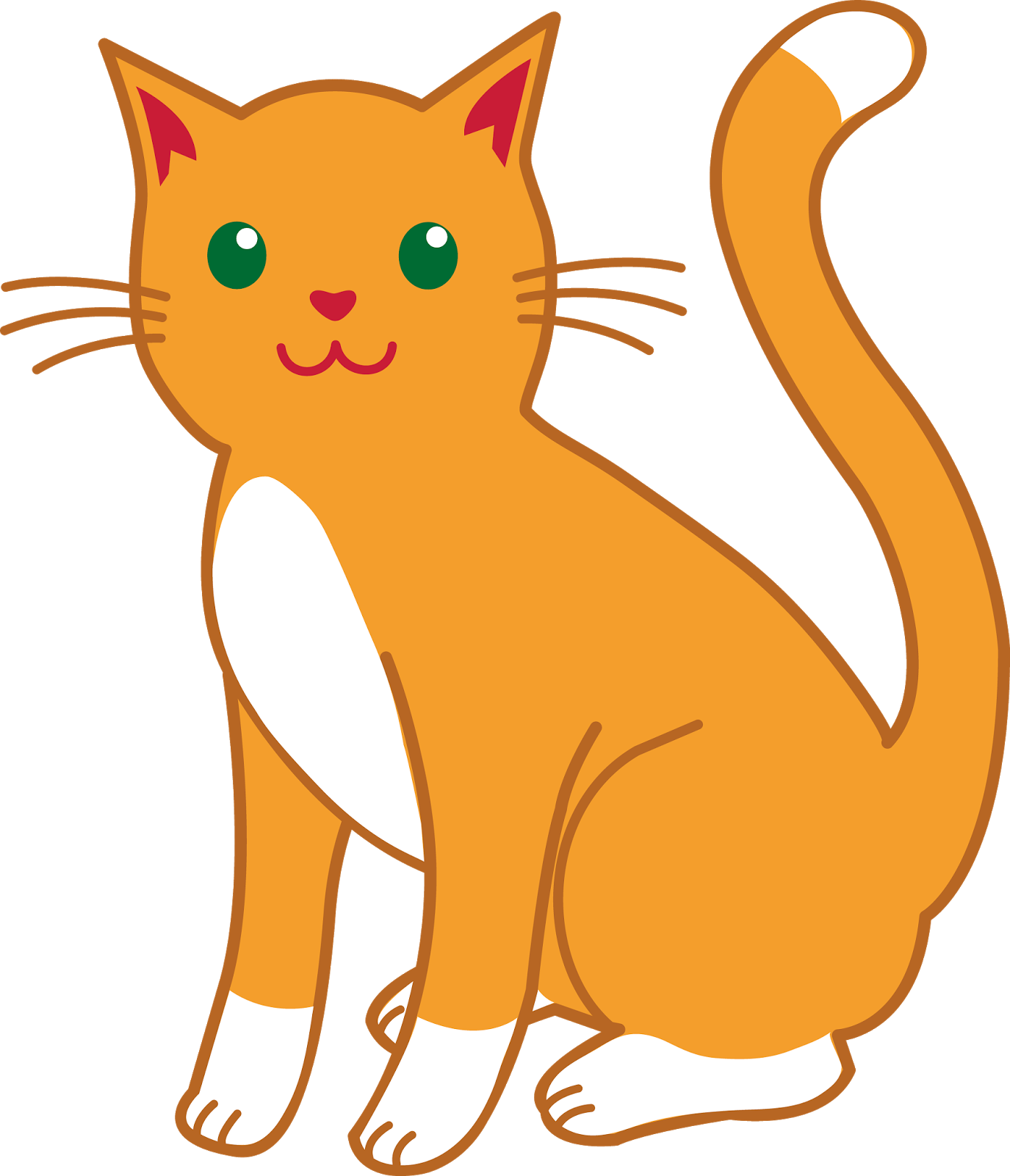 Cat Cartoon Image