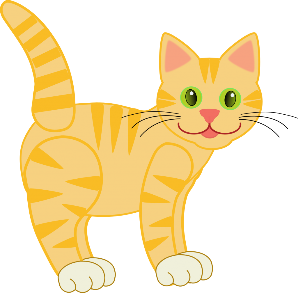 Cat Clip Art Animals Cleanclipart