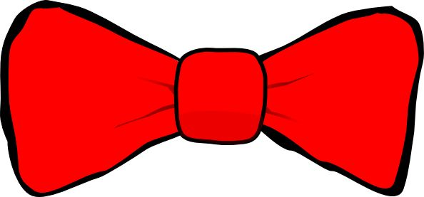 Cute Bow Tie Drawing Best Cat In The Hat Cl...