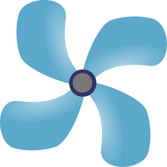 Best Ceiling Fan Clipart 20690